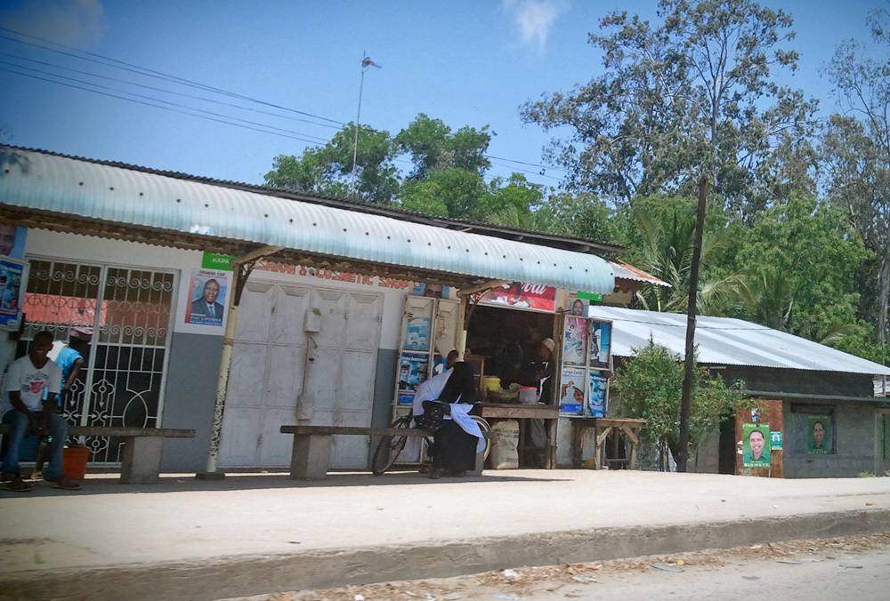 Zanzibar Streets