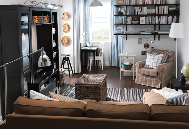Brilliant IKEA Small Living Room Decorating Ideas 800 x 545 · 325 kB · jpeg