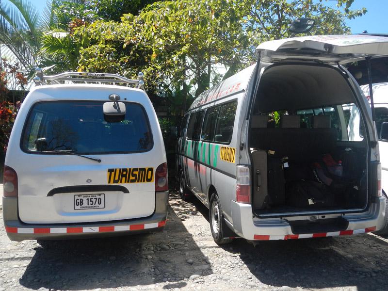 Interbus Vans, Costa Rica