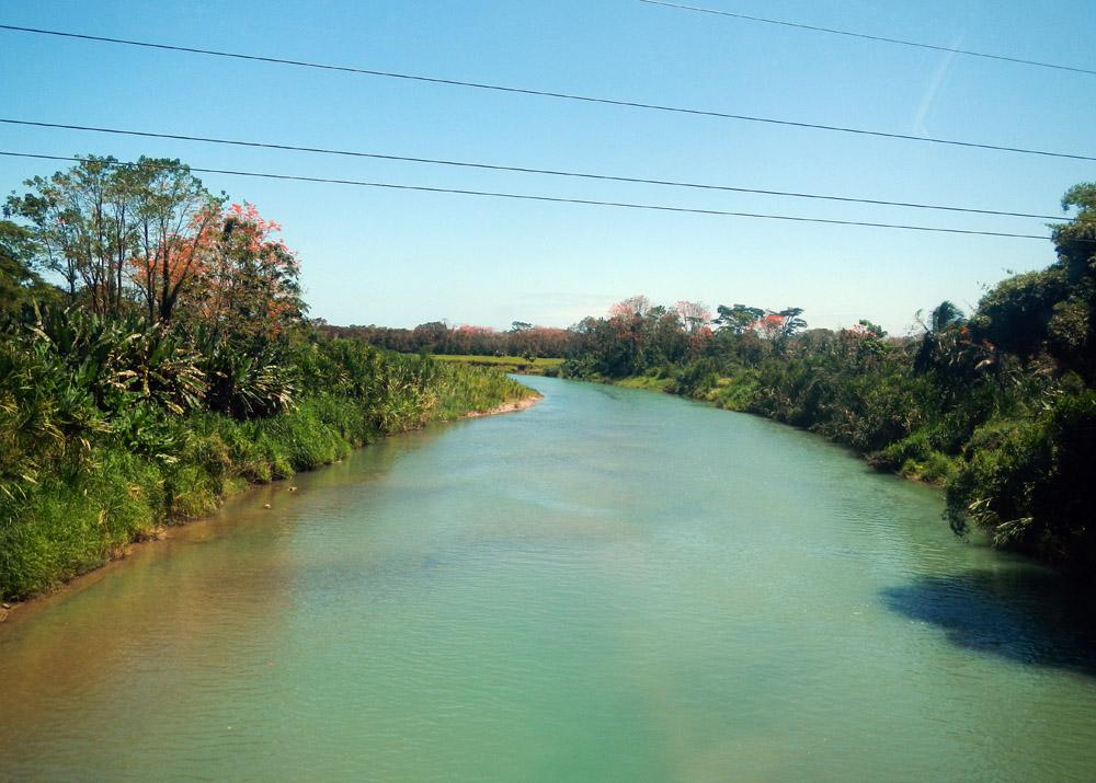River Crossing, Costa Rica