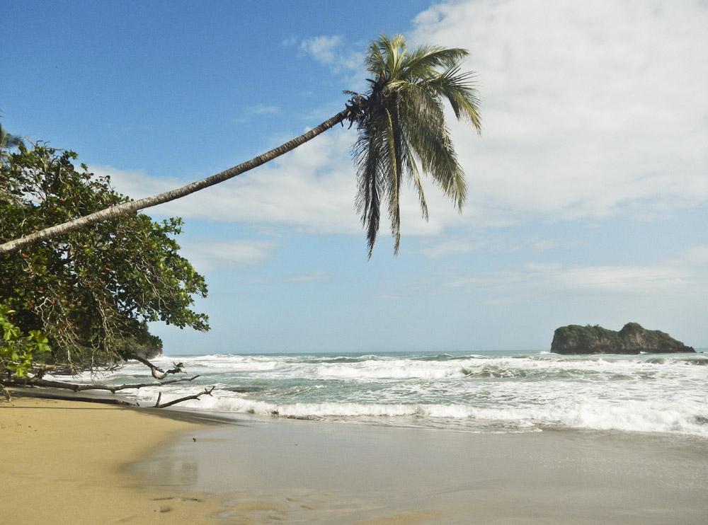 "Dubbed ""Paradise Beach"" Puerto Viejo Costa Rica"