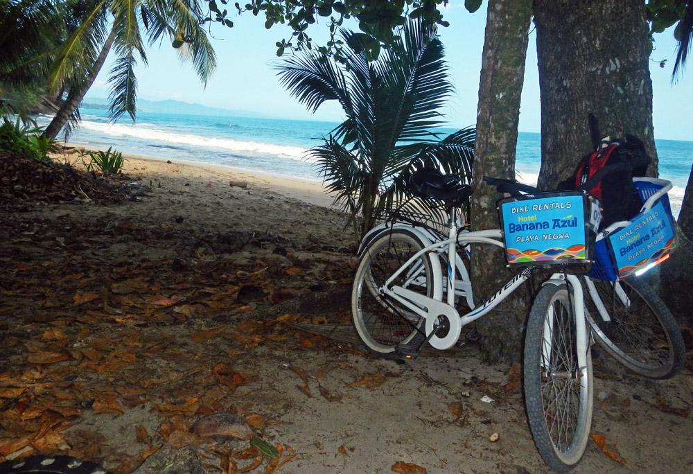 Rental Bikes, Puerto Viejo, Costa Rica