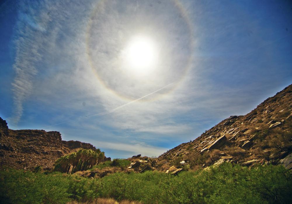 Solar Halo, Palm Springs