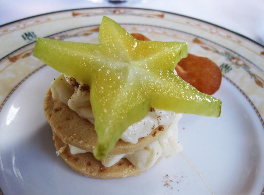Rovos Rail Starfruit