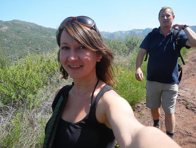Tar Creek, Sespe Wilderness, Ventura County, Southern California