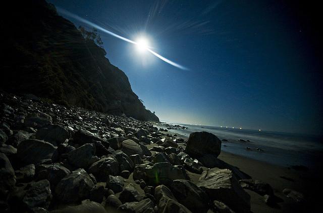 hendrys_beach_super_moon