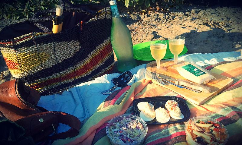 Santa Barbara Beach Picnic