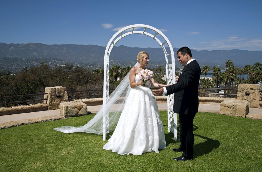Santa Barbara SBCC Wedding