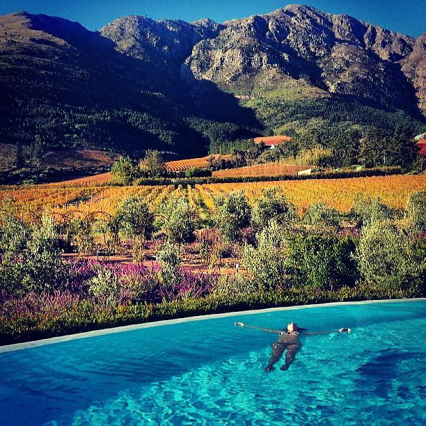 Franschoek South Africa