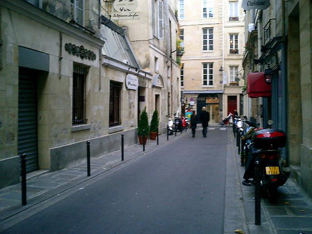 9th Arrondissment, Paris, France