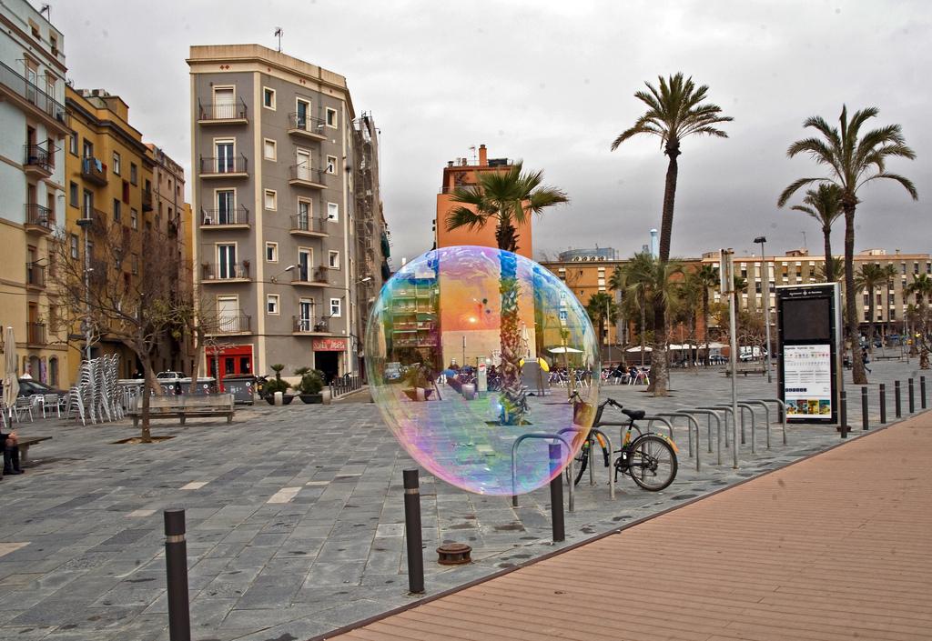 Barcelona Spain Balloon