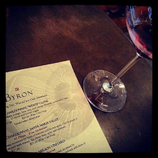 Byron Winery, Los Olivos, CA