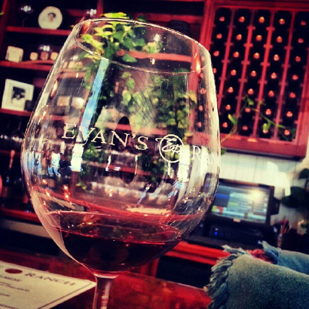 Evan's Ranch Winery, Los Olivos, CA