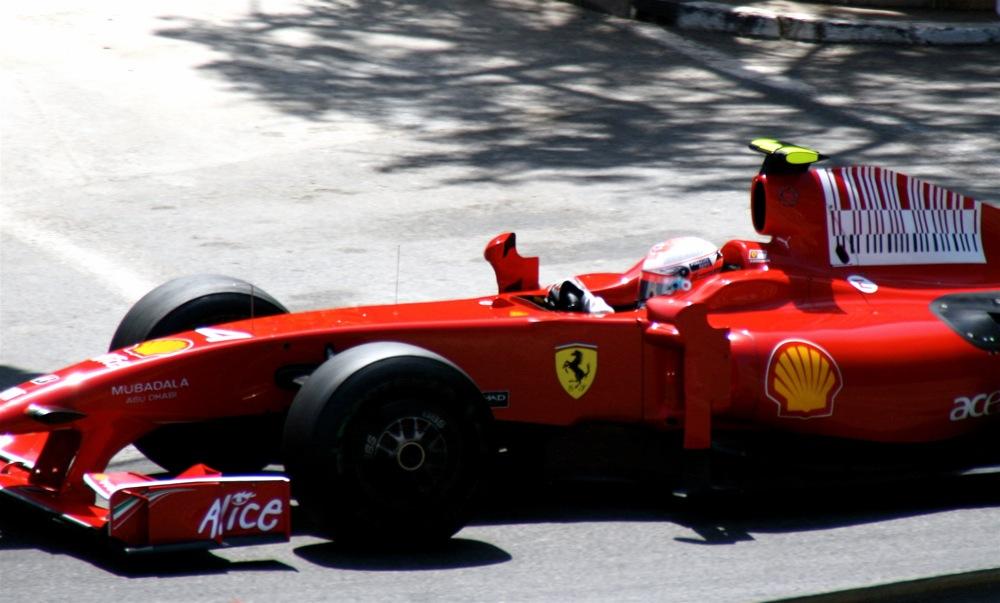 Grand Prix de Monaco Kimi Raikkonen