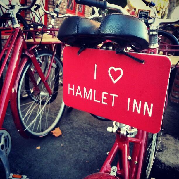 Hamlet Inn, Solvang, CA