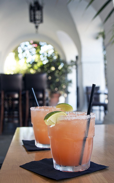 Intermezzo Blood Orange Margarita, Santa Barbara