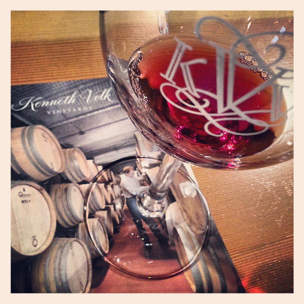 Kenneth Volk Winery, Paso Robles