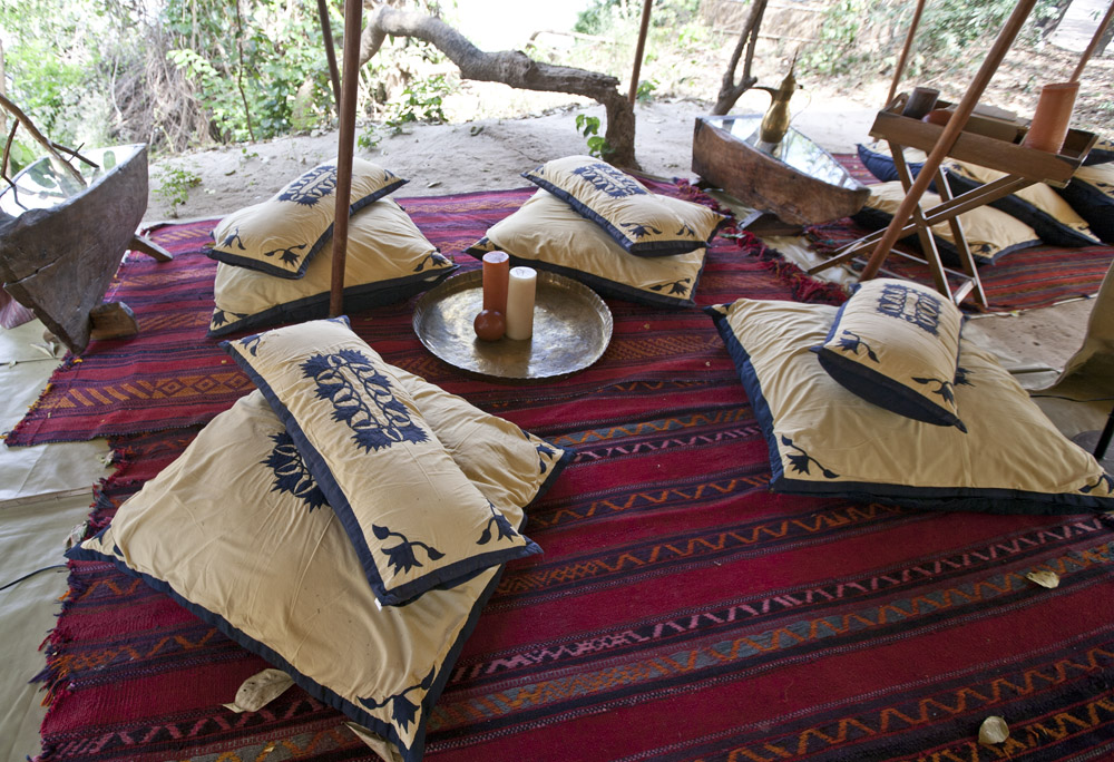 Lukula Selous, Tanzania Safarai Camp