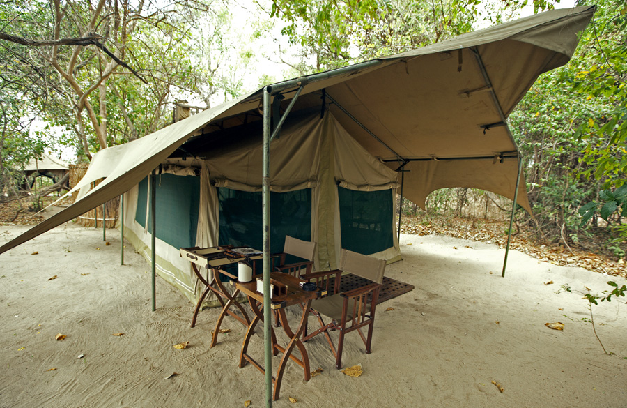Lukula Selous, Tanzania Safari Camp