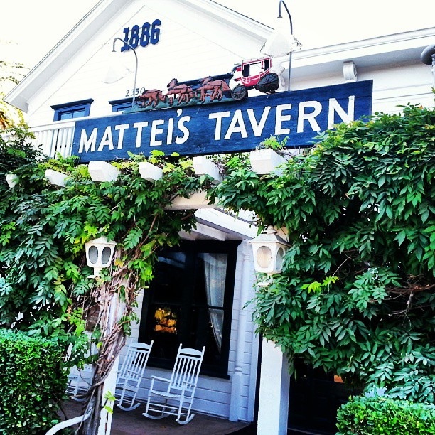 Mattei's Tavern, Los Olivos