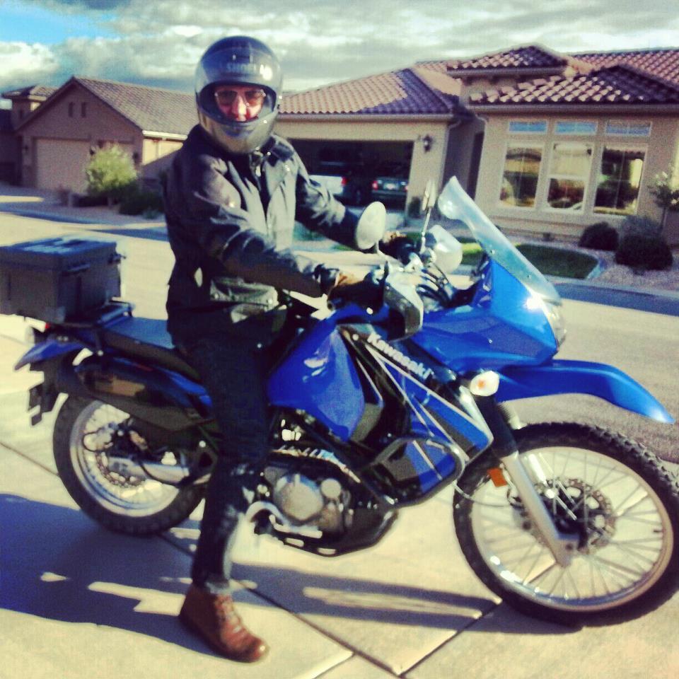 Motorcycling, St George, Utah