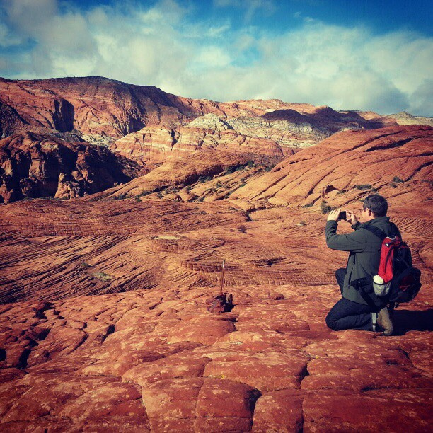 Miklos Hubay, Snow Canyon, St George UT