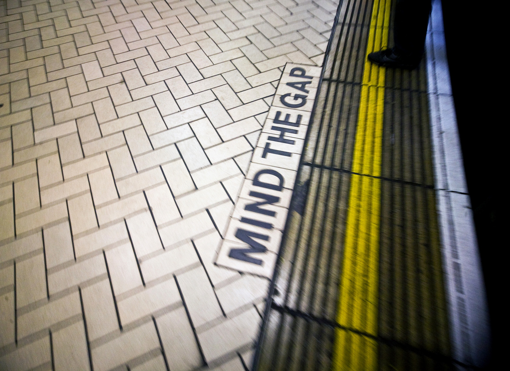 Mind The Gap London