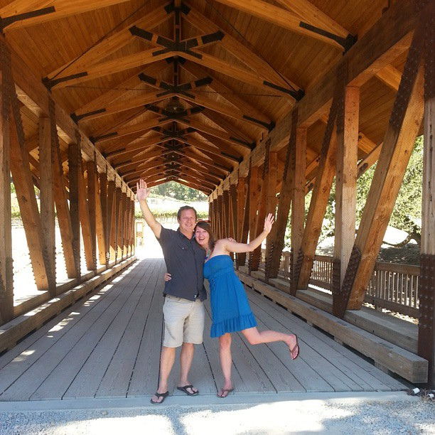 Paso Robles Covered Bridge