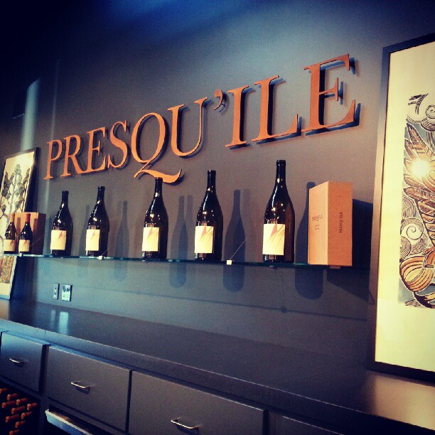 Presqu'ile Winery, Los Olivos, CA