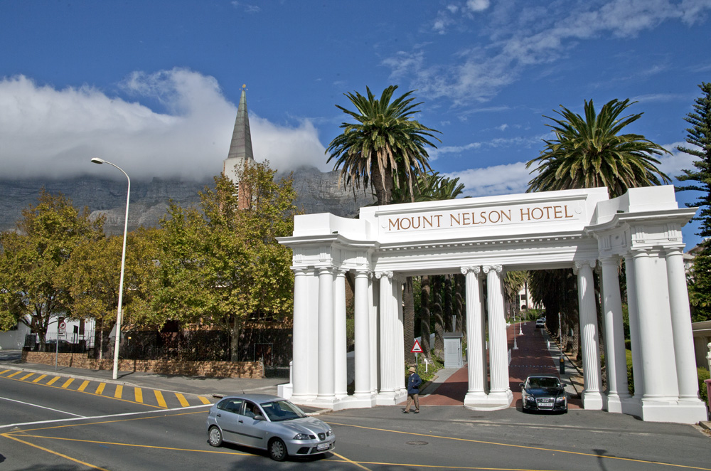 Mount Nelson City Sightseeing Cape Town, South Africa