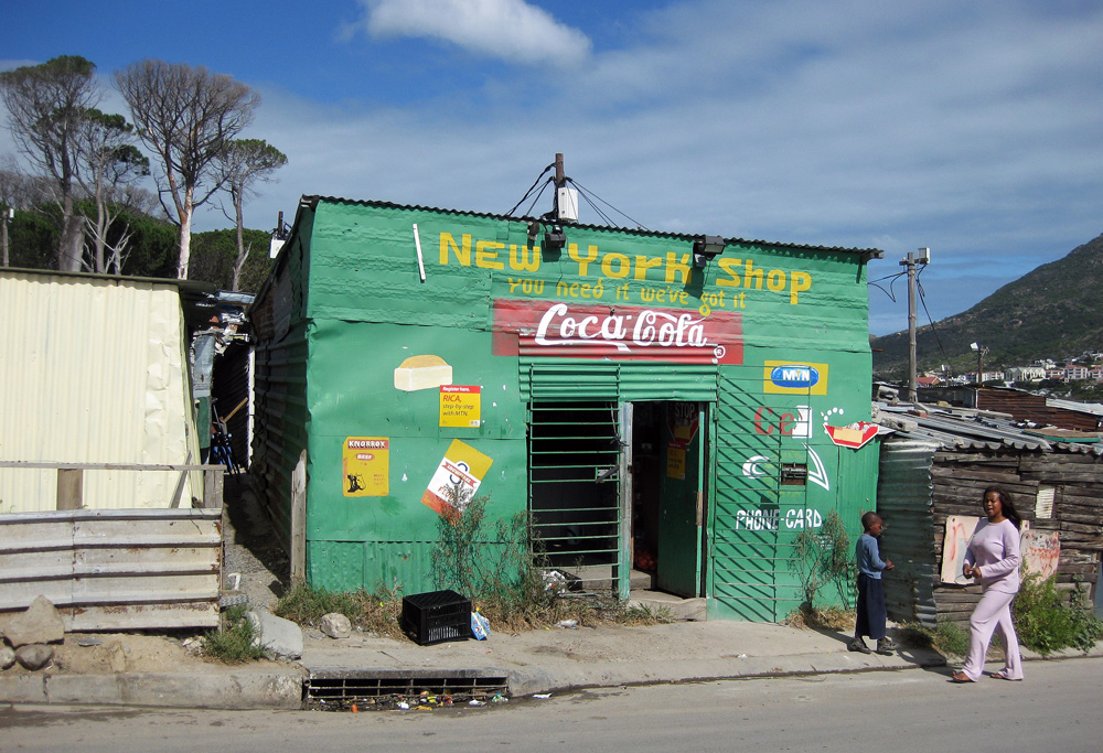 Township Tour, City Sightseeing Cape Town, South Africa