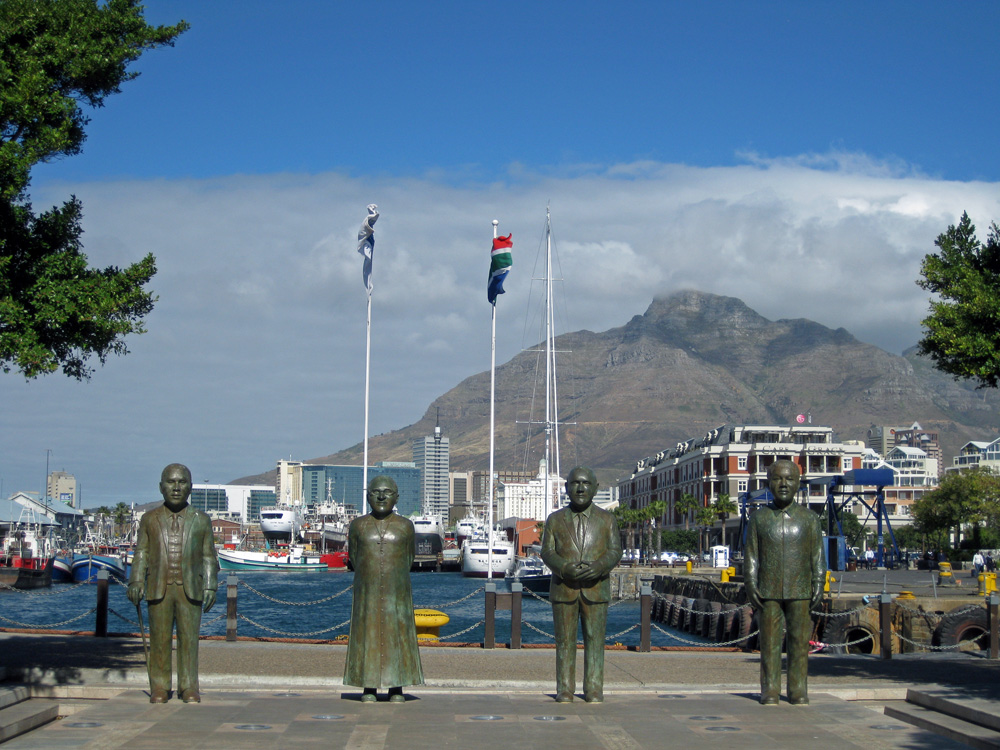Waterfront, City Sightseeing Cape Town, South Africa