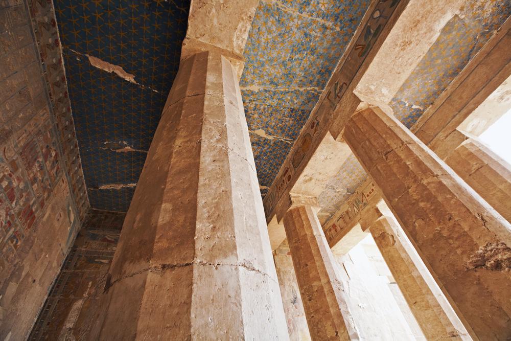 Hathsepsut's Temple, Egypt