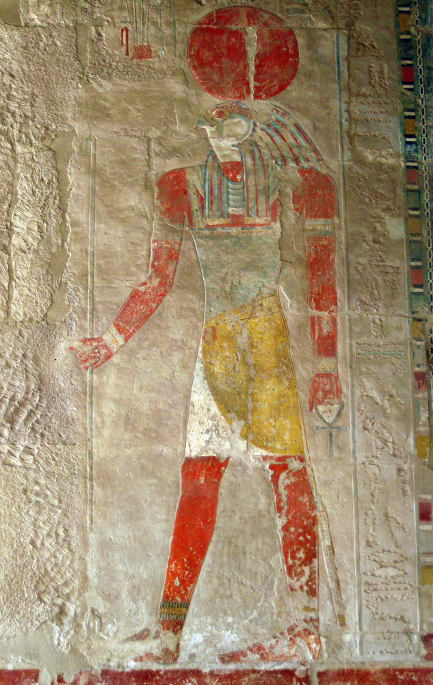 Hathsepsut's Temple Relief, Egypt