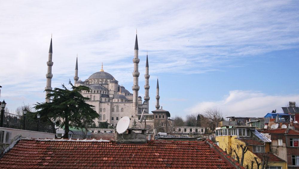 Hotel Angel's Home, Istanbul, Turkey