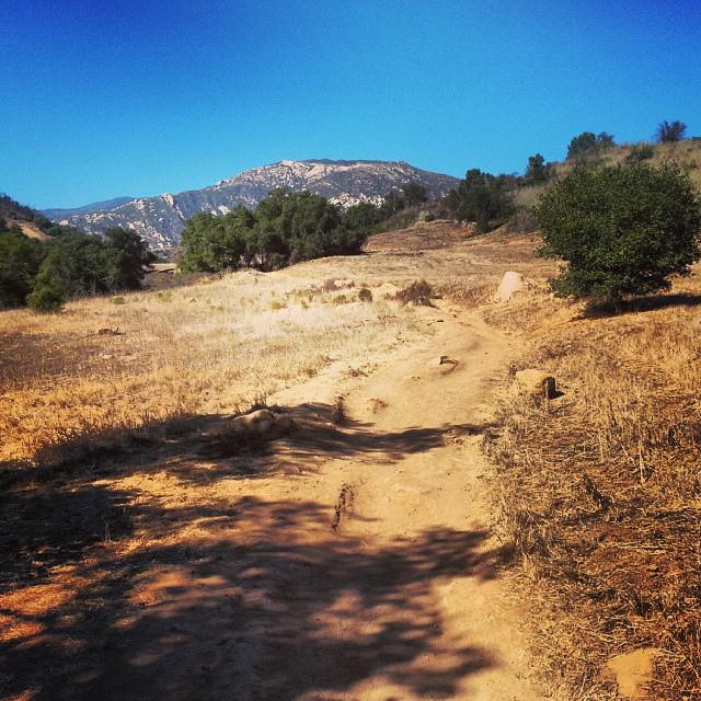 Jesusita Trail, Santa Barbara, CA