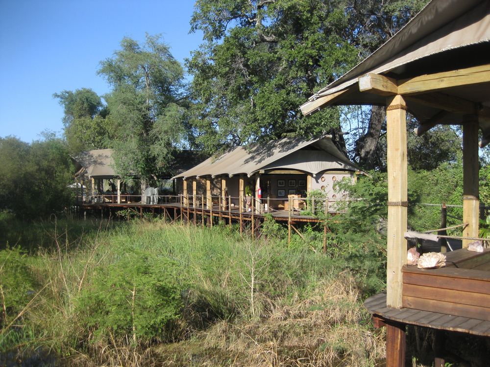 Toka Leya, Zambia - Main Lodge