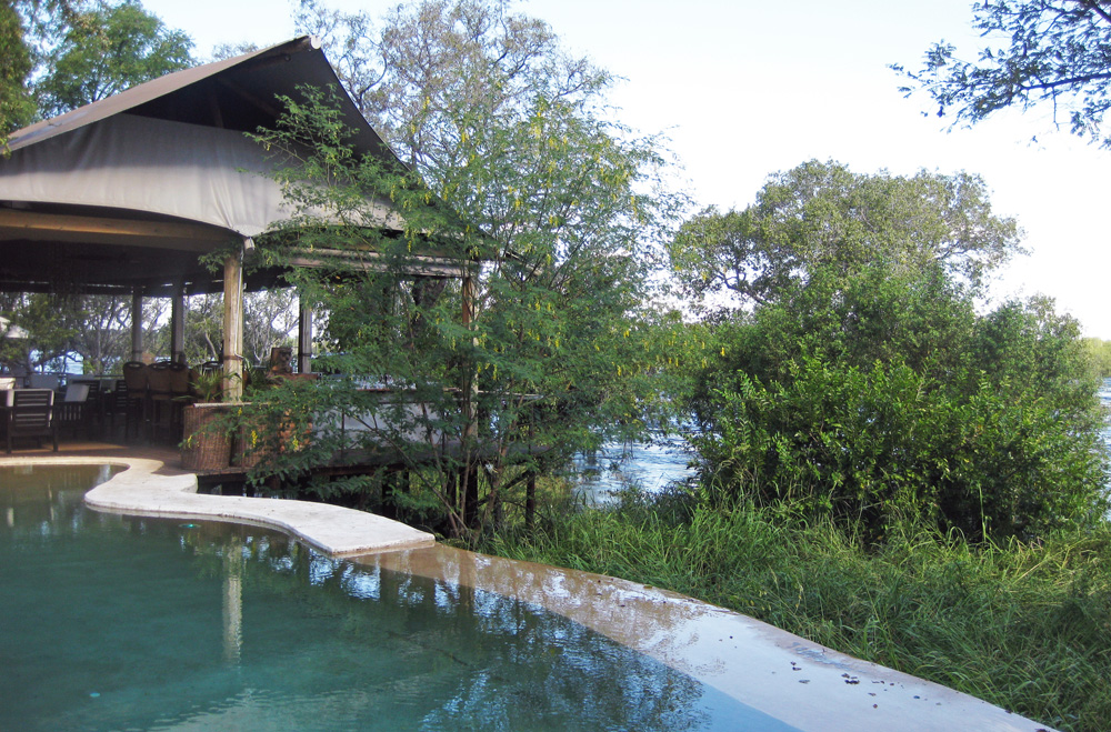 Toka Leya, Zambia - Pool
