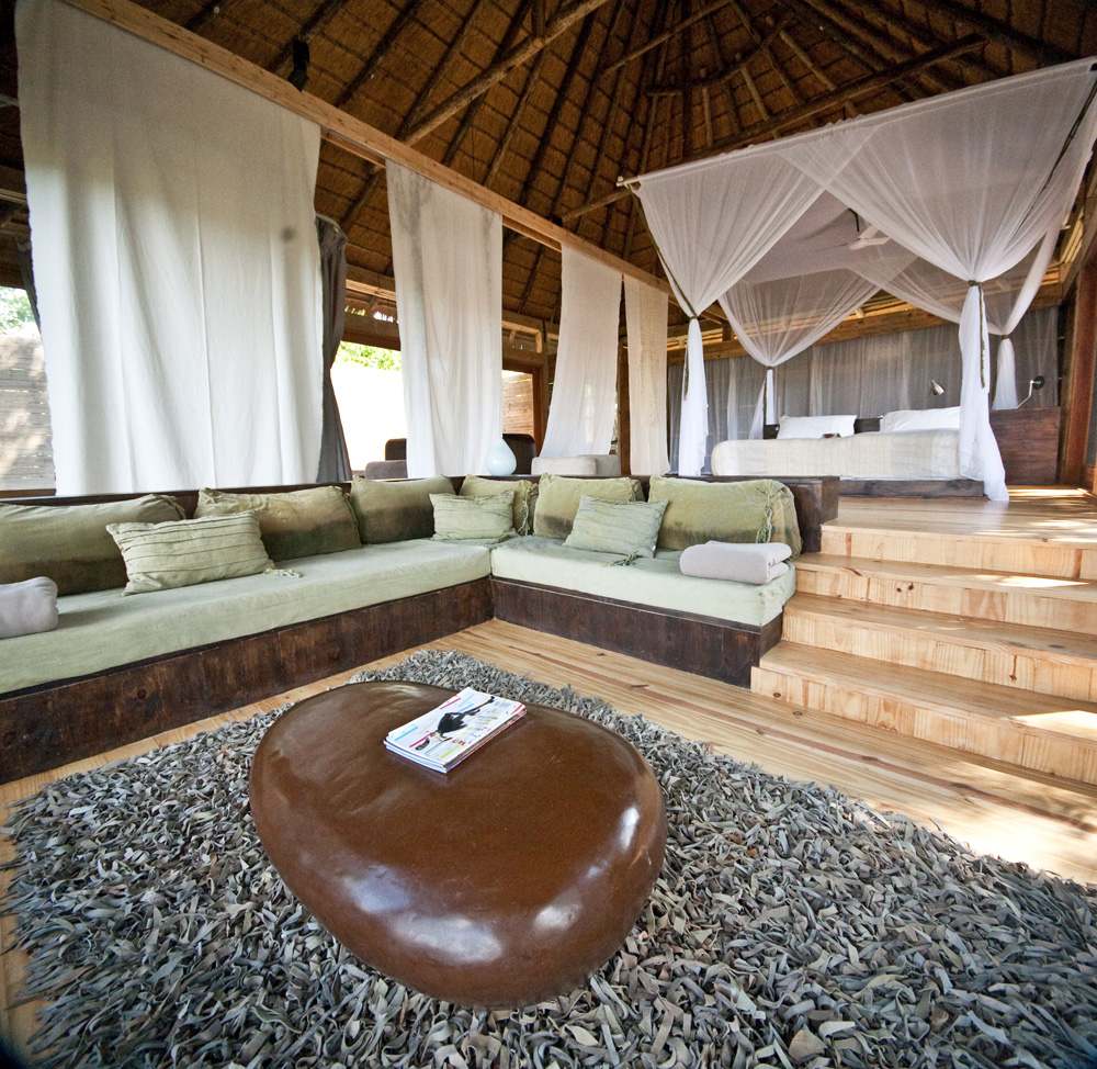 Vumbura Plains Camp, Botswana