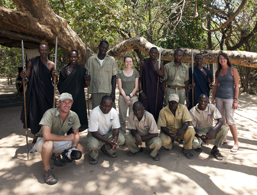 Lukula Selous, Tanzania