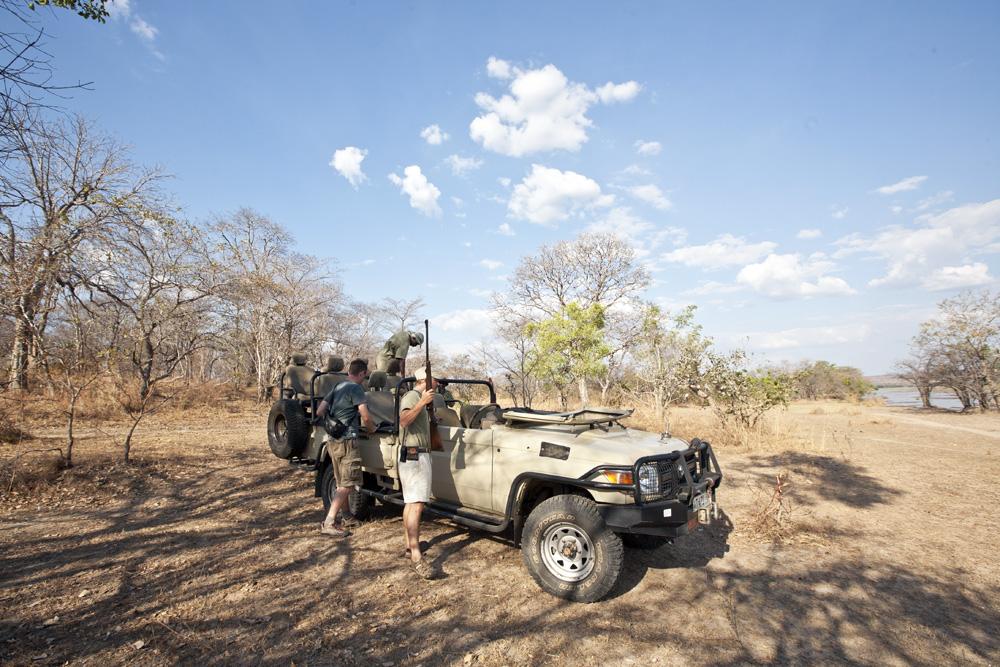 Lukula Selous, Tanzania Safari