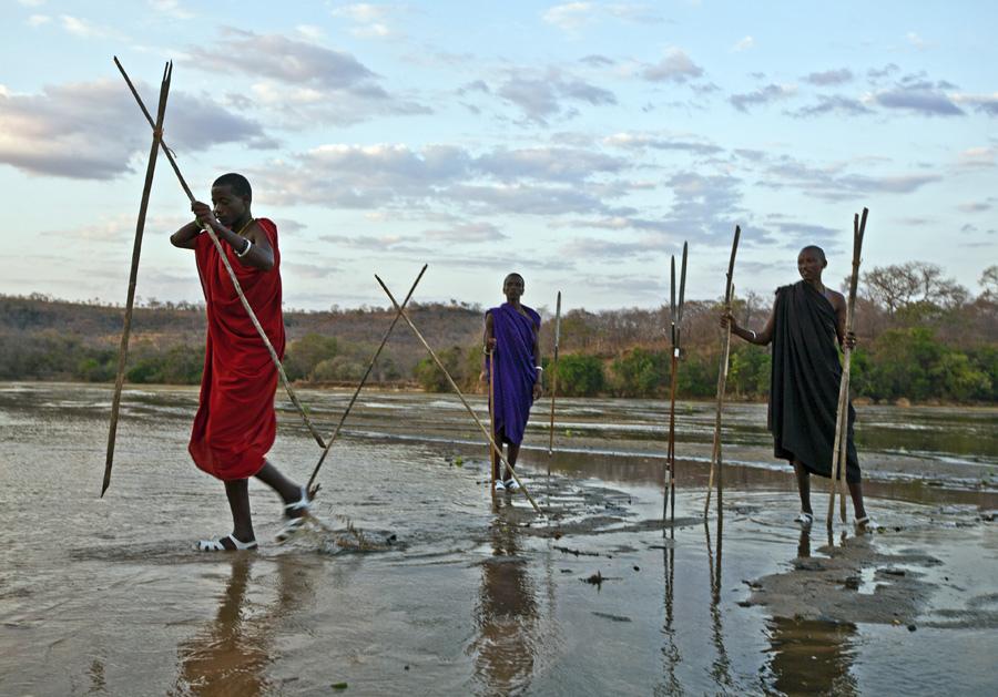 Lukula Selous River Lanterns, Tanzania