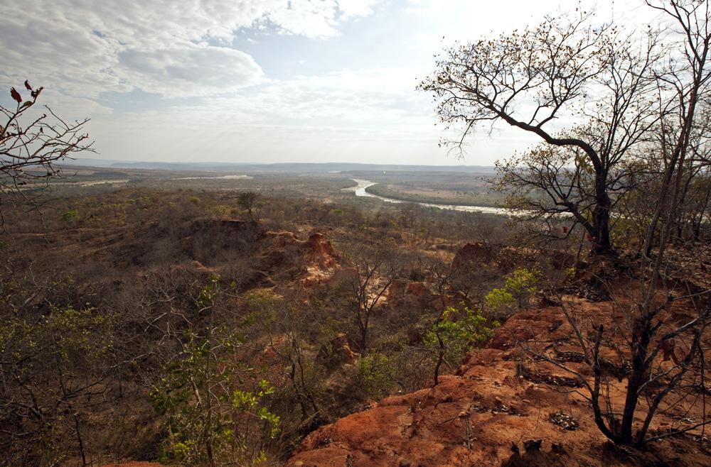 Luwego River, Lukula Selous, Tanzania