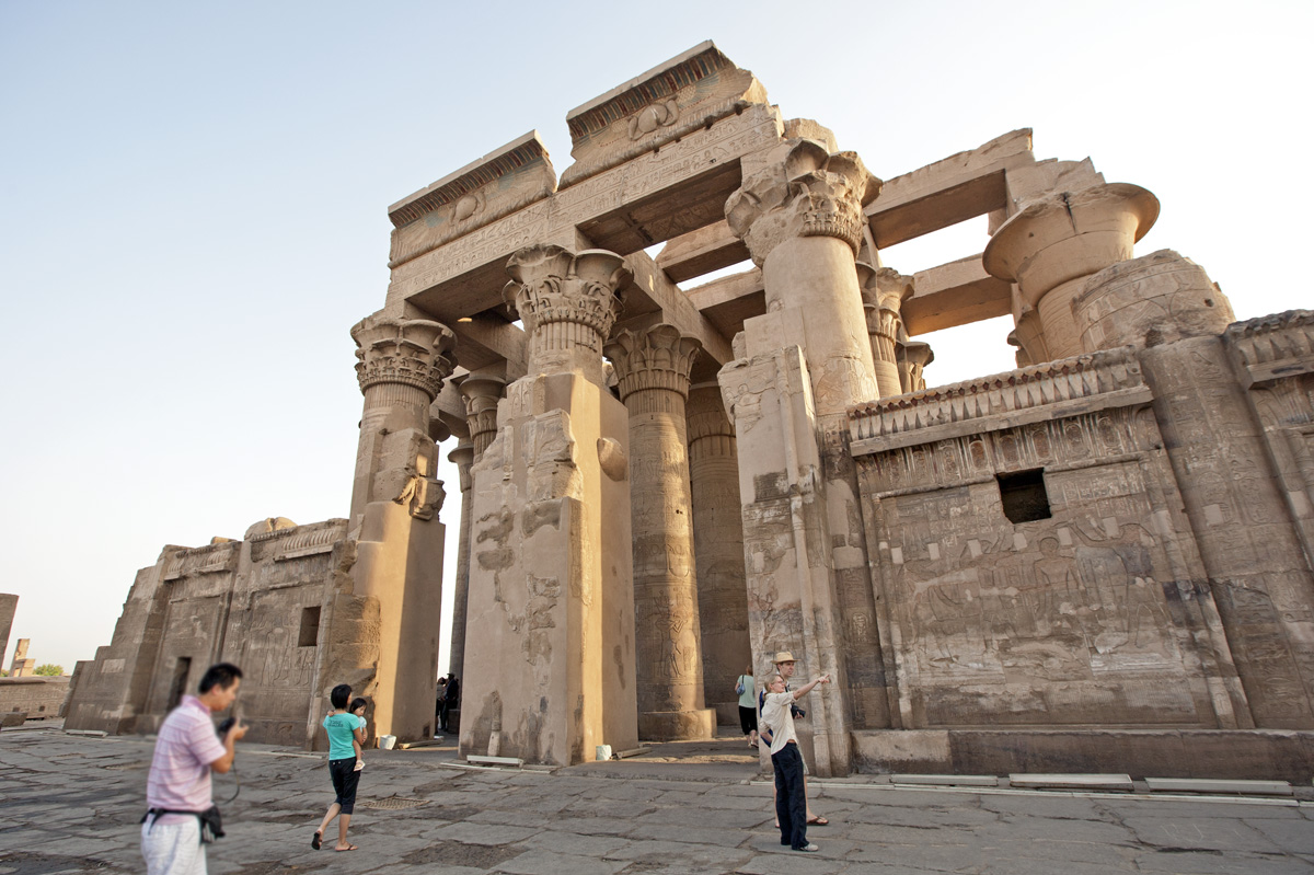 Cruising The Nile: Kom Ombo
