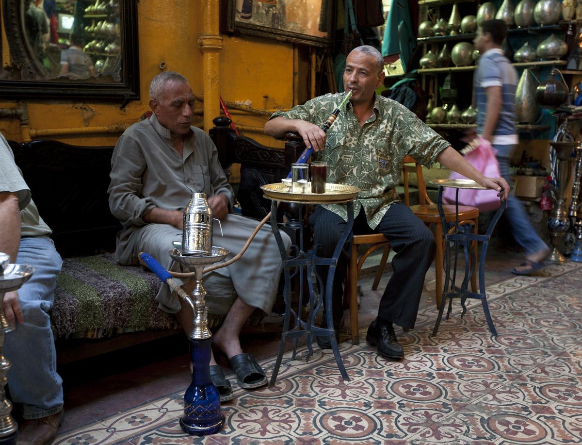 Cairo Cafe Hookah