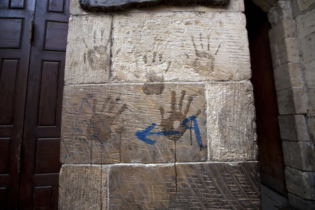 Cairo Hands, Egypt