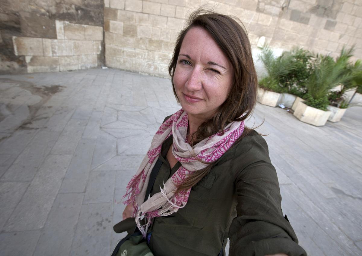 Cairo Selfie, Egypt