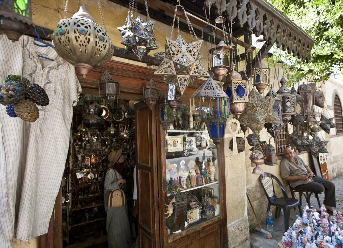 Cairo Market, Egypt