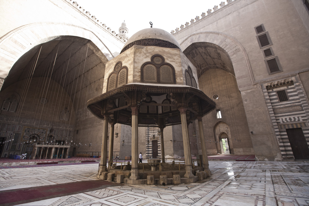 Mosque-Madrassa of Sultan Hassan