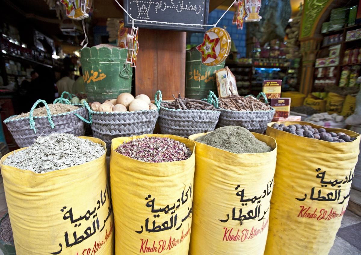 Cairo Souk, Egypt